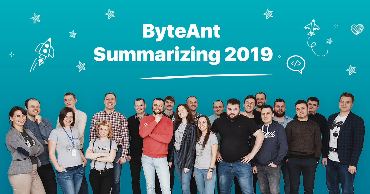 Summarizing The Year: ByteAnt's Accomplishments for 2019